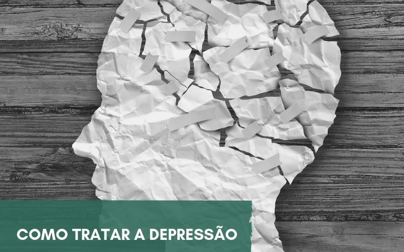 Como tratar a depressão