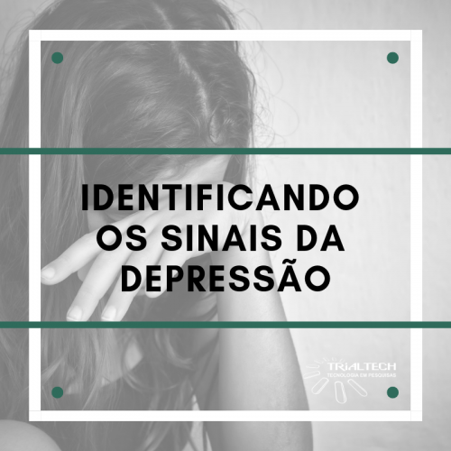 Identificando os sinais da depressão