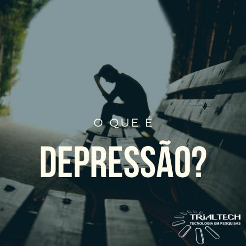 O que é depressão?