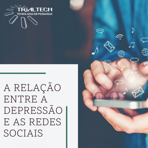 Redes Sociais e Depressão