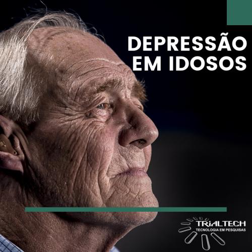 Depressão em idosos