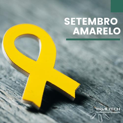 Setembro chega amarelo para levantar a bandeira para uma causa alarmante: o suicídio
