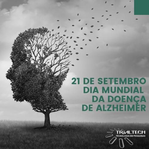 21 de setembro: Dia Mundial do Alzheimer