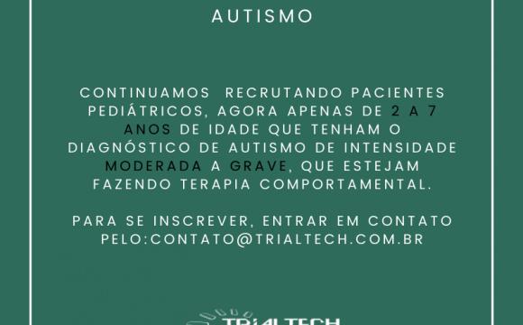 Estudo sobre Autismo